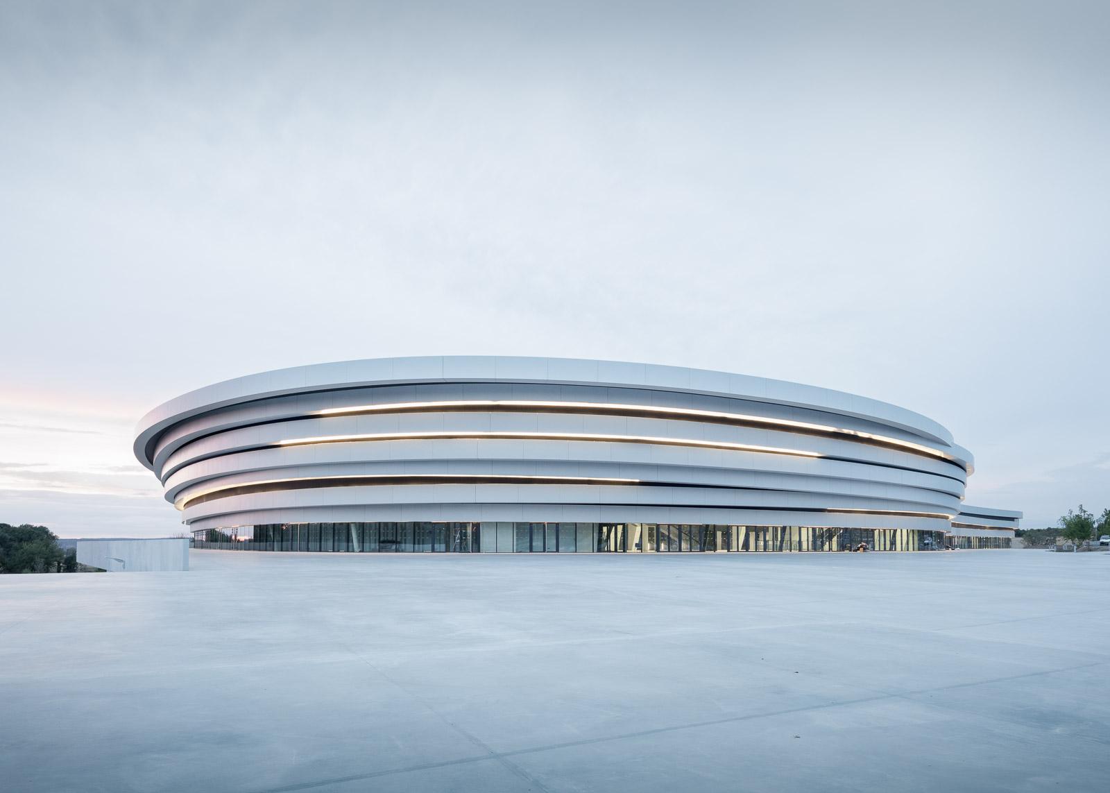 Arena Pays d'Aix | Auer Weber | Christophe Gulizzi | Aix-en-Pro